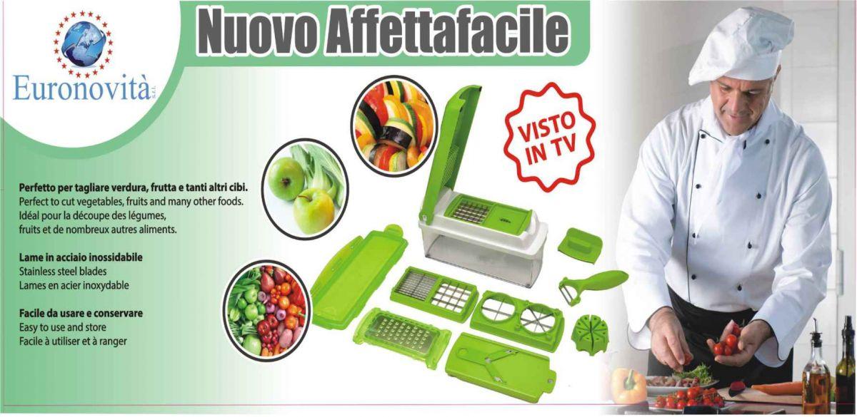Revoluční Multifunkční kráječ zeleniny Euro Novita