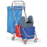 "Úklidový vozík ""Duo DeLuxe"""